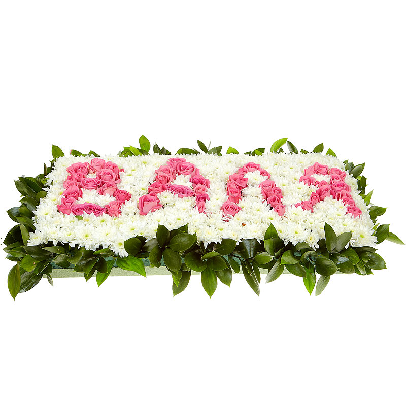 Доставка заказ, цветы на заказ с именами
