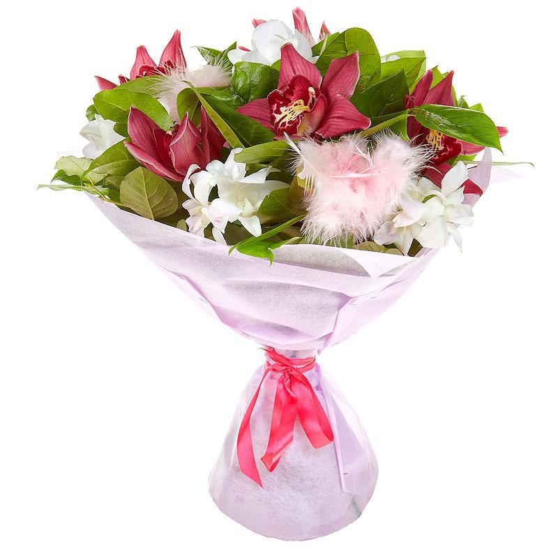 своем цветы букеты японские картинки выращивания