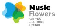Совершенная красота в букетах от Music Flowers, доставка цветов по всему миру