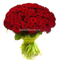 Доставим лучшие цветы по всему миру Music Flowers
