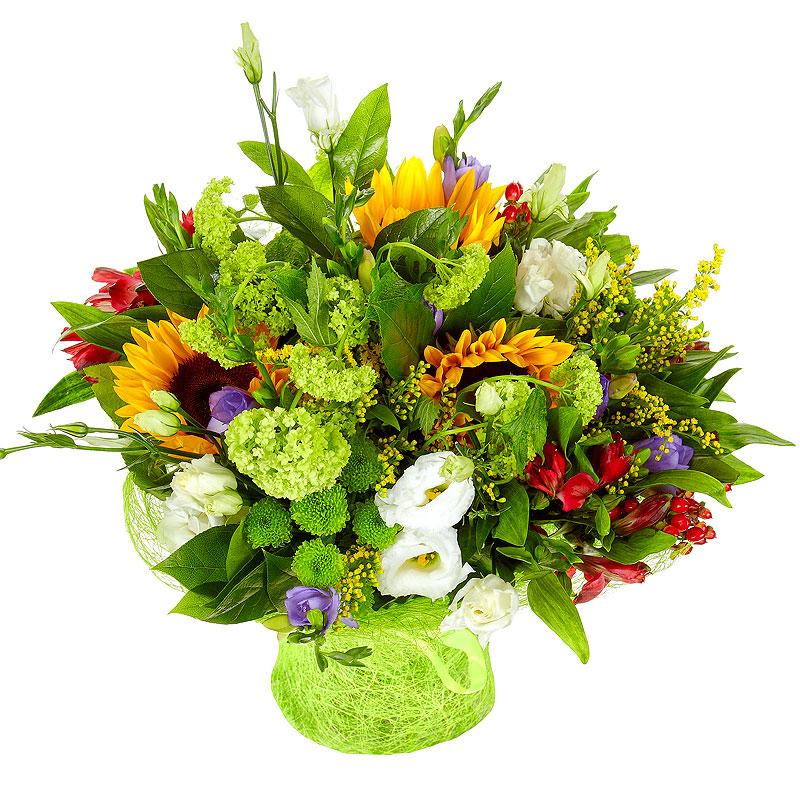 Вальс цветов с днем рождения
