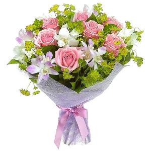Срочная доставка цветов от Music Flowers